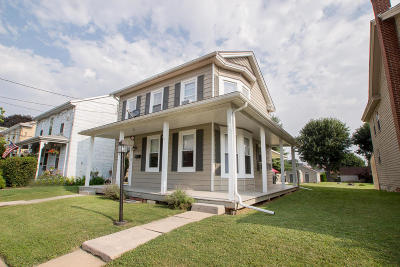 Marietta Single Family Home For Sale: 506 W Market Street