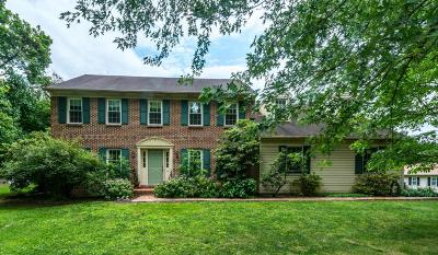 Lancaster Single Family Home For Sale: 1818 Millersville Pike