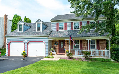 Ephrata Single Family Home For Sale: 27 Briarwood Lane