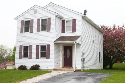 Denver Single Family Home For Sale: 824 Evergreen Street