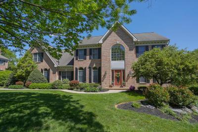 Lancaster Single Family Home For Sale: 1118 Oakmont Drive