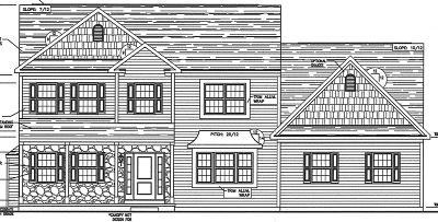 Washington Boro Single Family Home For Sale: 62 Charlestown Road