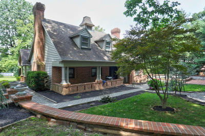 New Providence Single Family Home For Sale: 560 Truce Road