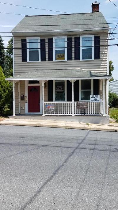 Marietta Single Family Home For Sale: 108 N Gay Street