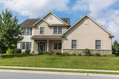 Lancaster Single Family Home For Sale: 20 Lewiston Circle