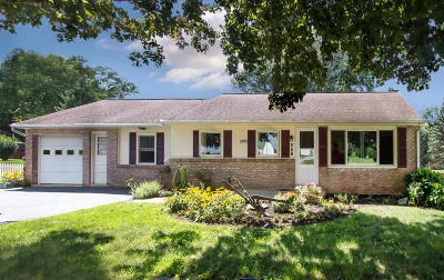 Mount Joy Single Family Home For Sale: 958 Anderson Ferry Road