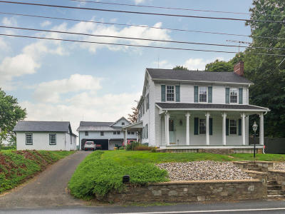 Quarryville Single Family Home For Sale: 406 Nottingham Road