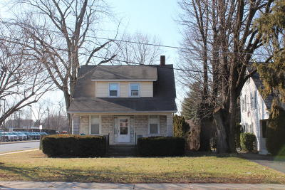 Lititz Single Family Home For Sale: 712 S Broad Street