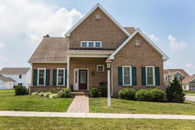 Lancaster Single Family Home For Sale: 640 Richmond Drive