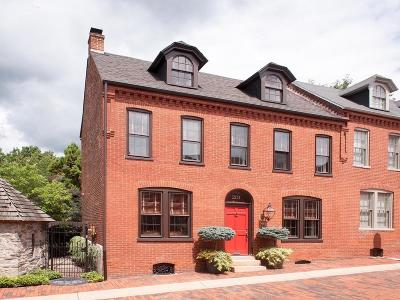 Lancaster Single Family Home For Sale: 213 Old Trinity Place
