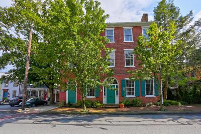 Marietta Single Family Home For Sale: 219 W Market Street