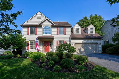 Lititz Single Family Home For Sale: 208 N Oak Street