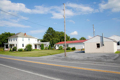 Single Family Home For Sale: 3182 Rothsville Road