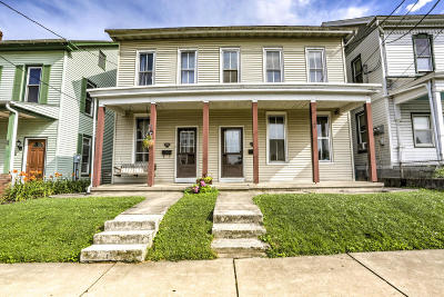 Ephrata Multi Family Home For Sale: 113-115 N State Street
