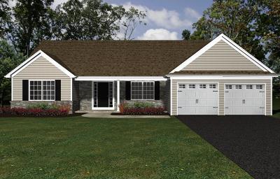 Elizabethtown Single Family Home For Sale: 105 Randolph Drive