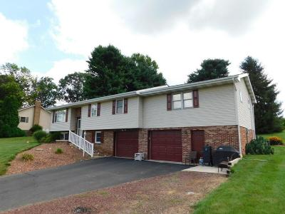 New Providence Single Family Home For Sale: 35 Cinder Road