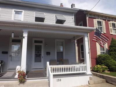 Ephrata Single Family Home For Sale: 159 W Fulton Street