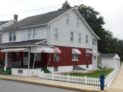 Ephrata Single Family Home For Sale: 354 Duke Street