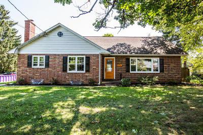 Lancaster Single Family Home For Sale: 2059 Lititz Pike