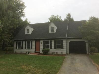 Conestoga Single Family Home For Sale: 25 Peach Lane