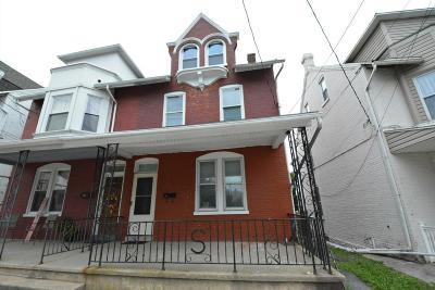 Columbia Single Family Home For Sale: 600 Union Street
