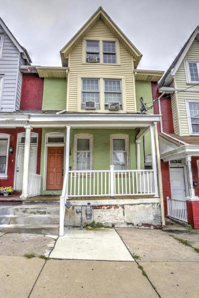 Lancaster Single Family Home For Sale: 69 S Marshall Street