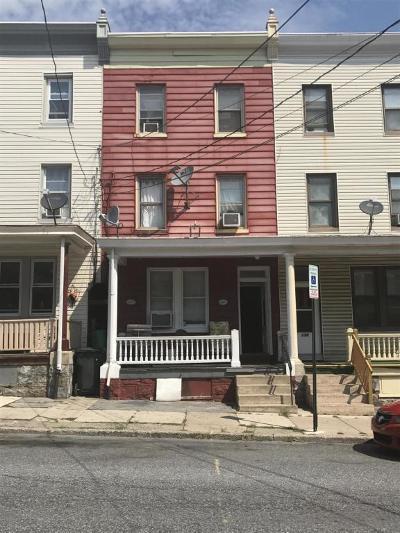 Lancaster Single Family Home For Sale: 140 Juniata Street