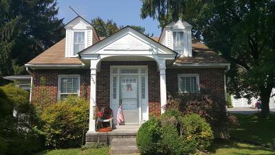 Lancaster Single Family Home For Sale: 2358 Lititz Pike
