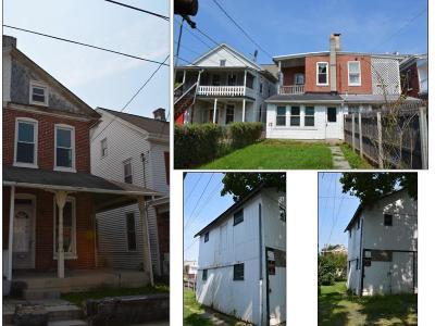 Ephrata Single Family Home For Sale: 171 Church Avenue