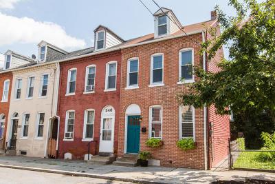 Lancaster Single Family Home For Sale: 244 E Frederick Street