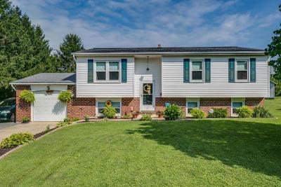 Marietta Single Family Home For Sale: 15 Pajill Drive