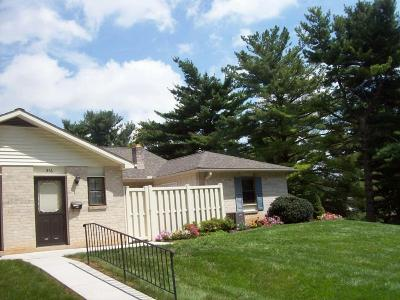 Lancaster Condo/Townhouse For Sale: 316 Valleybrook Drive