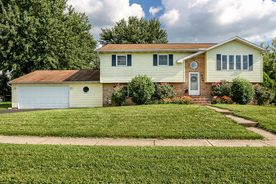 Elizabethtown Single Family Home For Sale: 564 Mulberry Street