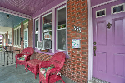 Lancaster Condo/Townhouse For Sale: 595 N Plum Street