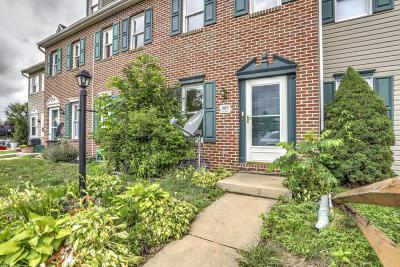 Ephrata Condo/Townhouse For Sale: 269 Heatherwood Drive