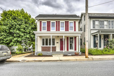 Ephrata Single Family Home For Sale: 44 S Charles Street