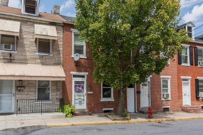Lancaster Single Family Home For Sale: 29 E Frederick Street