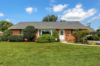 Elizabethtown Single Family Home For Sale: 515 Snyder Road