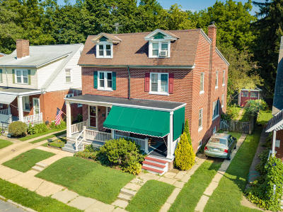Lancaster Single Family Home For Sale: 1209 Elm Avenue