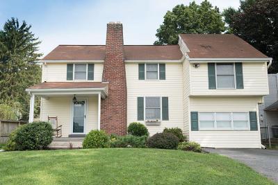 Lancaster Single Family Home For Sale: 49 Kreider Avenue