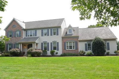 Lancaster Single Family Home For Sale: 1105 Sunwood Lane