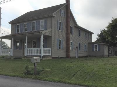 Stevens Single Family Home For Sale: 10 W Church Road