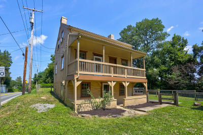 Pequea Single Family Home For Sale: 561 Marticville Road