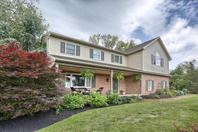 Single Family Home For Sale: 1328 Edgewood Drive