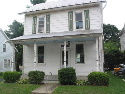 New Holland Single Family Home For Sale: 378 E Jackson Street