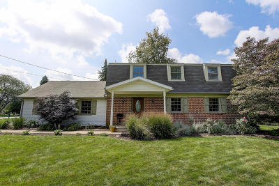 Landisville Single Family Home For Sale: 3708 Daryl Drive
