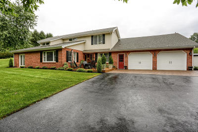 Manheim Single Family Home For Sale: 1389 Old Line Road