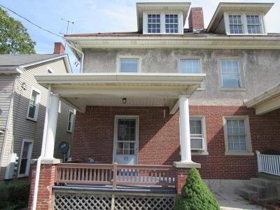 Ephrata Single Family Home For Sale: 353 W Main Street