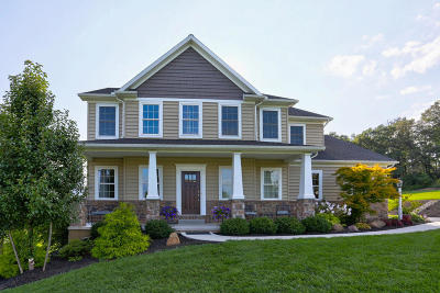 Manheim Single Family Home For Sale: 618 Quail Creek