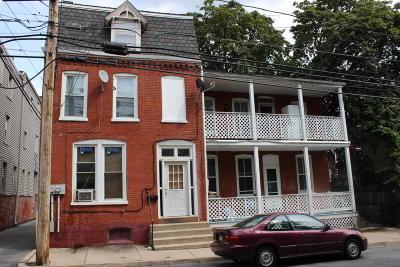 Lancaster Multi Family Home For Sale: 215 N Pine Street